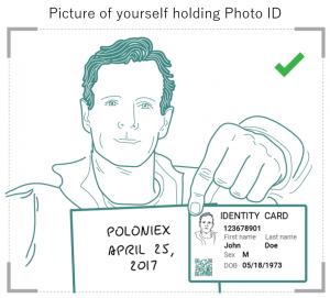 POLONIEX 出金制限の解除方法