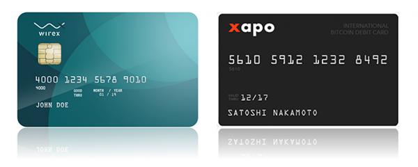 ビットコインデビットカードの使い方
