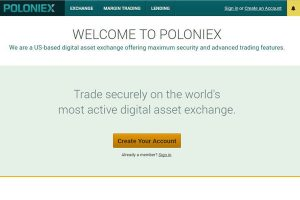 poloniex出金制限の解除