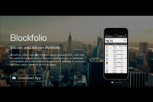 仮想通貨投資をスマホでラクラク管理できるアプリ、Blockfolioの使い方