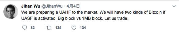 Jihan Wu twitter