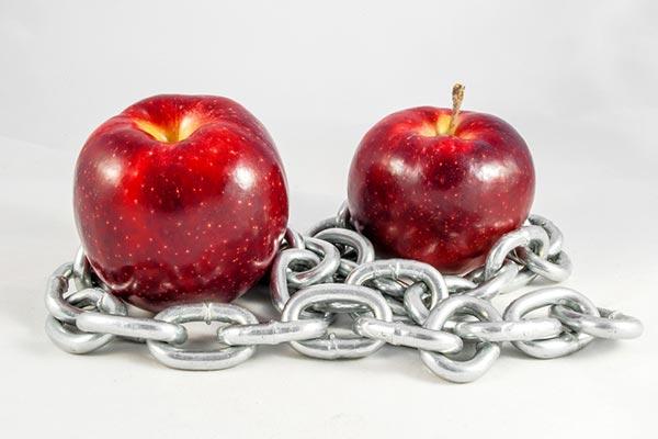 アップルがブロックチェーンを応用した新特許を出願