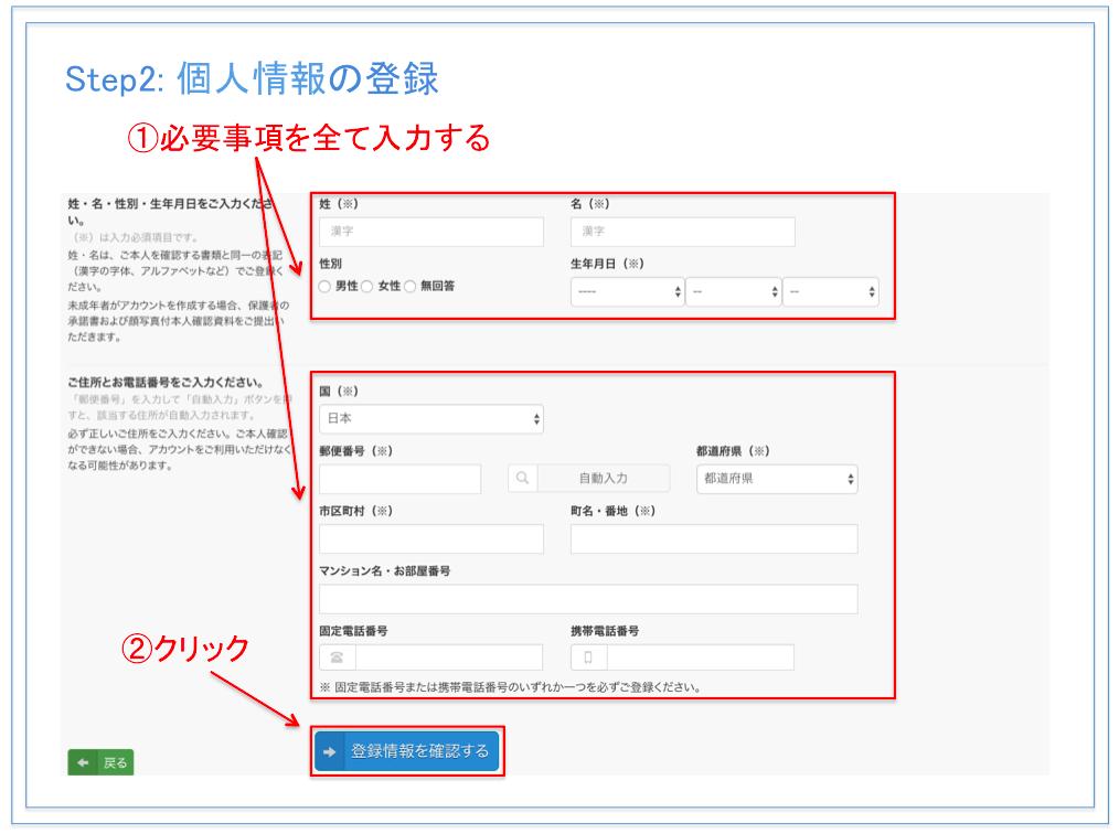 bitFlyer(ビットフライヤー)の口座開設(登録)の方法を徹底解説