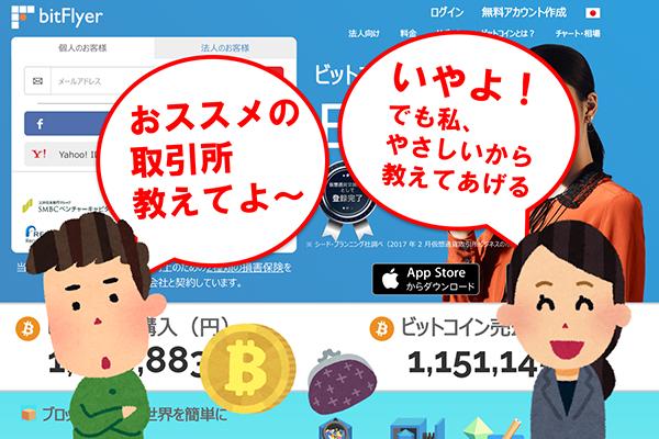 ビットコイン購入の第一歩!ビットフライヤーで口座開設する方法を解説