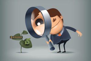 金融庁、バイナンスに警告する方針か