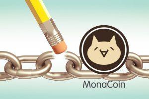 モナコイン(MonaCoin/MONA)が巻き戻し攻撃を受け1000万円の被害。国内取引所も警戒