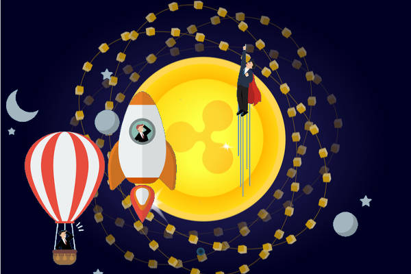 リップル社 CEO、ビットコインをナップスターに例え、「リップルとビットコインの相場の相関関係の強さは永遠には続かない」