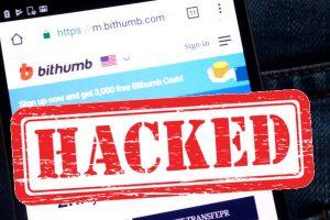 韓国の取引所bithumbがハッキング被害に遭い、350億ウォンが盗難被害に