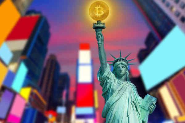 Square、ニューヨーク州でビットライセンスを取得