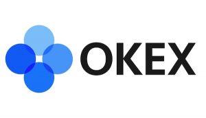 海外の仮想通貨取引所、OKEx(オーケーイーエックス)のロゴ