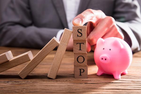 金融危機 防ぐ