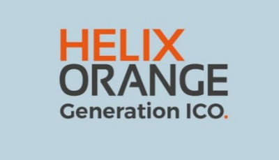 Helix Orange Generation ICO.