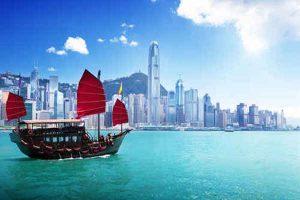 香港 ブロックチェーン