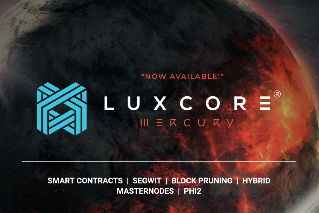 Luxcore CEO ジョン・マカフィー