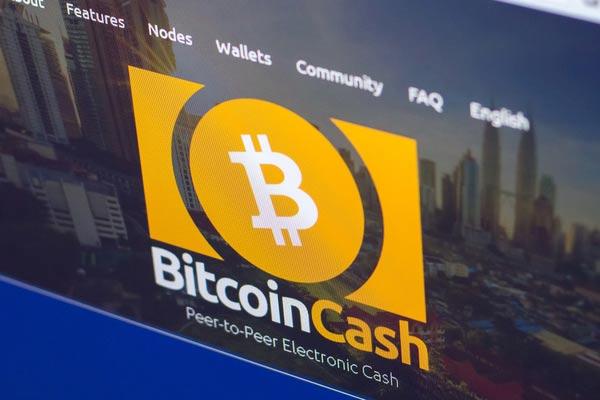 ビットコインキャッシュの商業利用量が大幅に減少