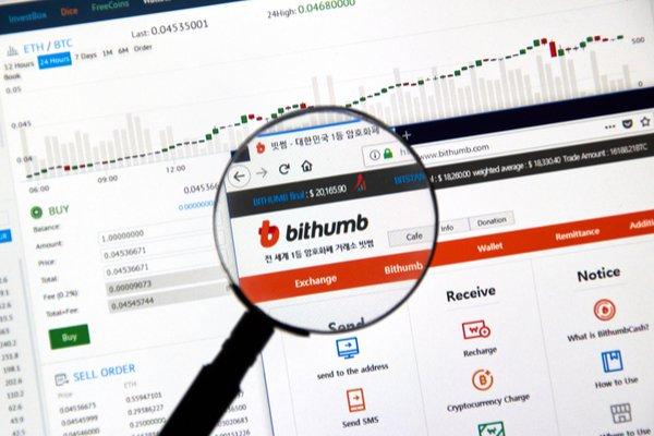 韓国取引所ビッサム、8つの仮想通貨入出金再開