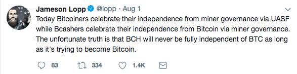 Jameson Lopp Twitter発言