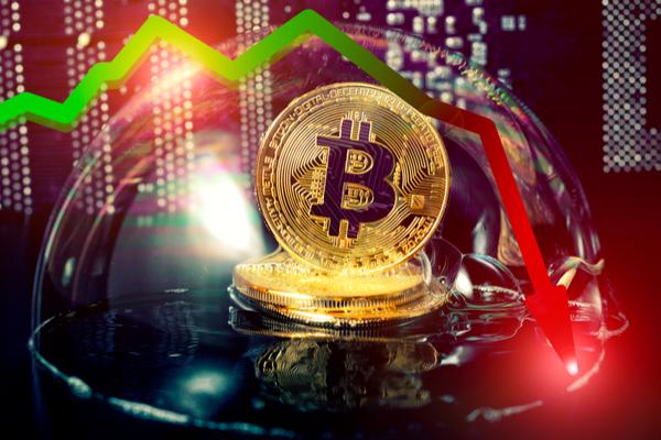 ビットコイン商用利用下落