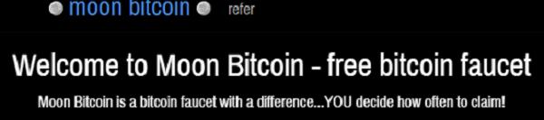 moon bitcoin フォーセットサイト