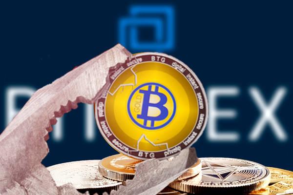 Bittrex、BTGをリストから除外。ハッキング損害の賠償支払いを断った為とBTGチーム主張。