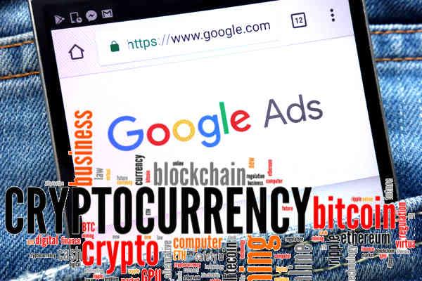 Google、仮想通貨関連広告の禁止から一転、米国と日本で再開