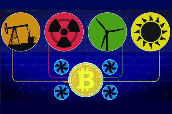 PoWのBTCマイニング電力にまつわる賛否両論、将来性は?