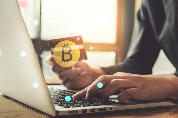 e-commerce ブロックチェーン
