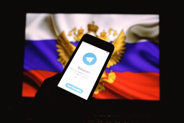 ロシアで使用禁止のメッセージングアプリTelegramが暗号化キーをロシア法執行当局と共有合意で解禁?