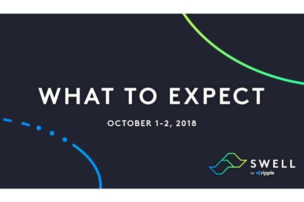 「SWELL」とは米リップル社によって開催され、政治・経済・銀行・ブロックチェーン業界等のリーダーが一堂に集まって「未来の送金」について議論するカンファレンスのことです。
