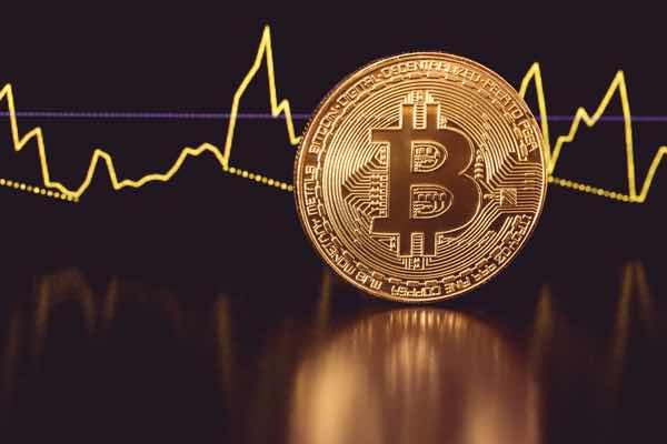 ビットコイン価格1週間ぶりに6000ドル割れ