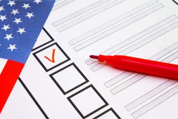 米国中間選挙でブロックチェーン技術採用のアプリ投票