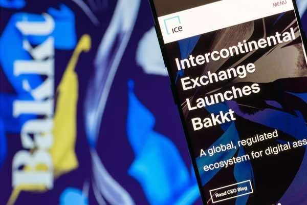 ICEがBakktの立ち上げを来年1月に延期