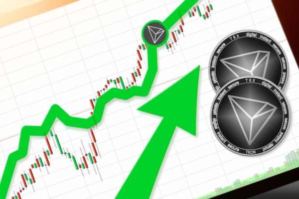 仮想通貨市場は回復、Tronが牽引