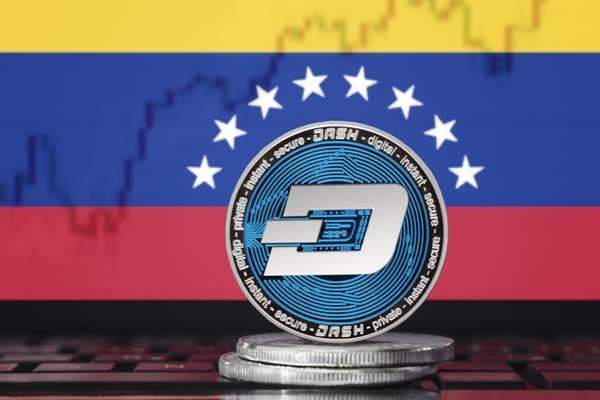 DashがベネズエラでSMS基盤の仮想通貨取引サービス、Dash Textを開始