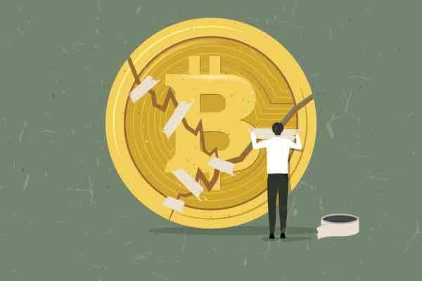 ビットコイン最高値までの回復には11年かかる可能性?