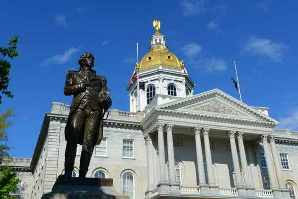 ニューハンプシャー州、仮想通貨での納税受け入れを検討