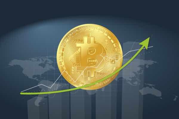 ビットコイン、イーサリアム急騰で市場は一日に50億ドルの上昇
