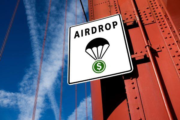 エアドロップとは、コインの流通サービスの利用者増加を目的に、プロジェクト側が無料でコインを配布するイベントです。