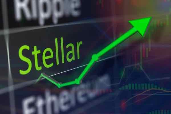 Stellaが3日間で11.02%の急上昇