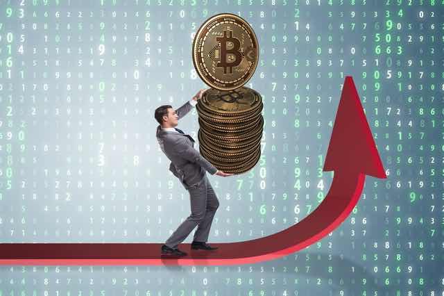 ビットコイン 急上昇 8900ドル到達で年初来高値更新