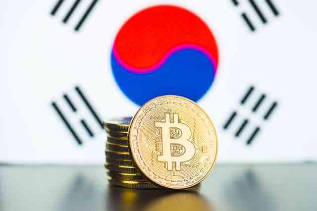 韓国でビットコイン取引高 過去最高に