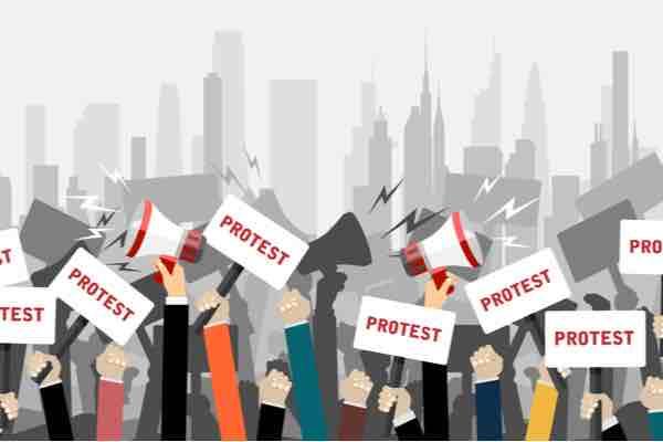 仮想通貨トロンの北京オフィスに投資家らの抗議殺到