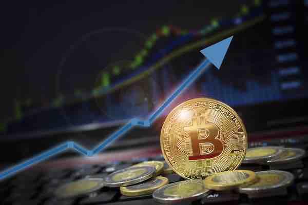 ビットコイン価格 12000ドルに到達