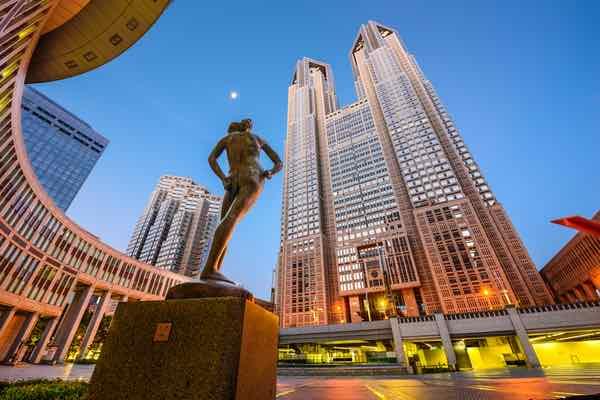 東京都金融賞 都が表彰する受賞企業発表