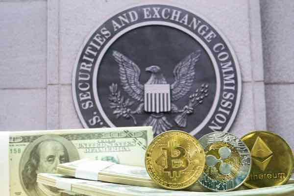 SEC BitwiseのビットコインETFを拒否