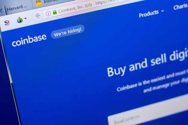 Coinbase 英国での銀行入手金を再開