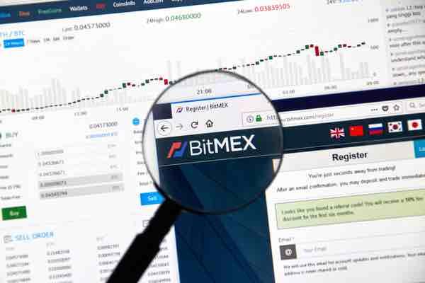 英金融庁 無許可営業でBitMEXへ警告