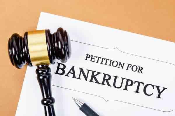 カナダ政府支援のマイニング企業が破産申請