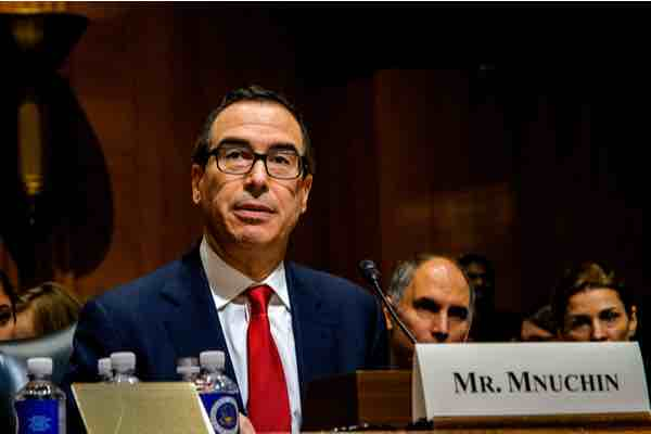 米財務長官ら 仮想通貨のリスク監視強化の方針を発表