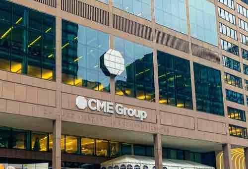 CMEのビットコイン先物取引高 立ち上げから2年で1000億ドルを突破